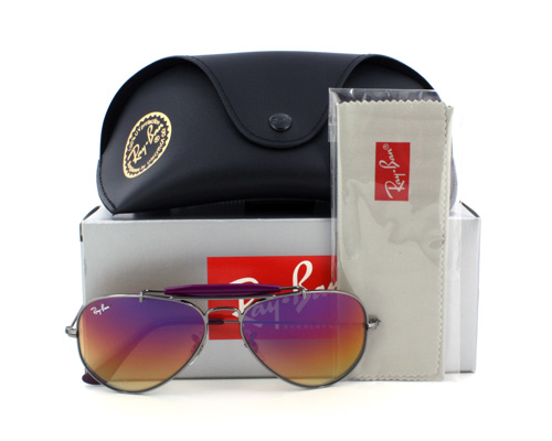 8aedd97f0be Ray Ban Outdoorsman 2 Rainbow Number 1 - Hibernian Coins and Notes